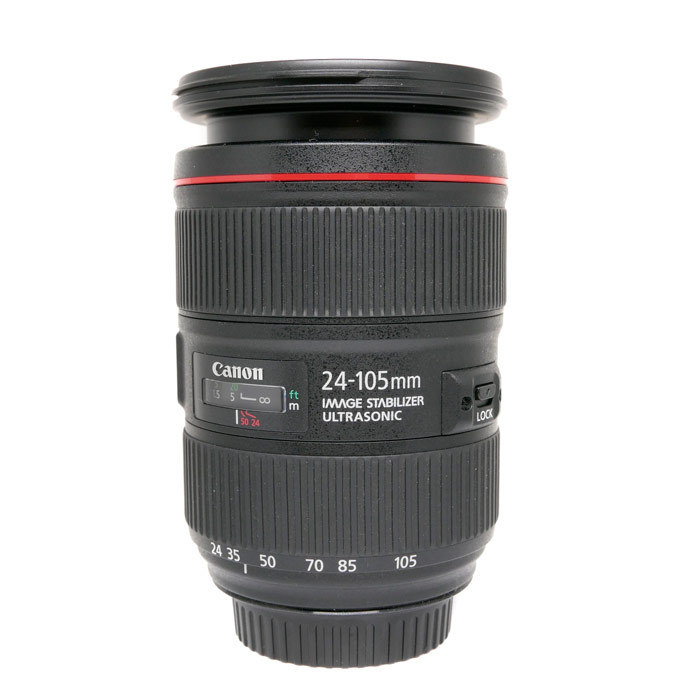 Canon EF 24-105mm f/4L IS II USM (käytetty)