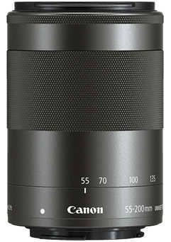 Canon EF-M 55-200mm f/4.5-6.3 IS STM -telezoom