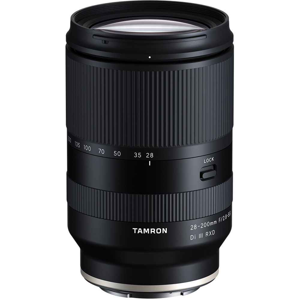 Tamron 28-200mm f/2.8-5.6 DI III RXD (Sony FE) + 100e cashback