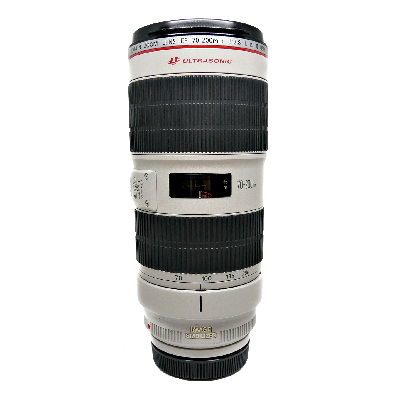 Canon EF 70-200mm f/2.8 L IS II USM (käytetty)