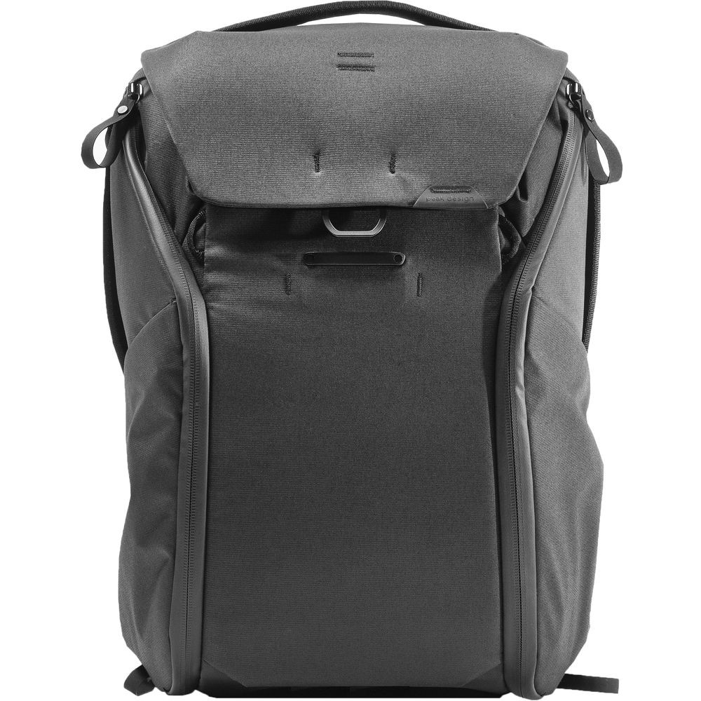 Peak Design Everyday Backpack 20L (v2) kamerareppu - Black