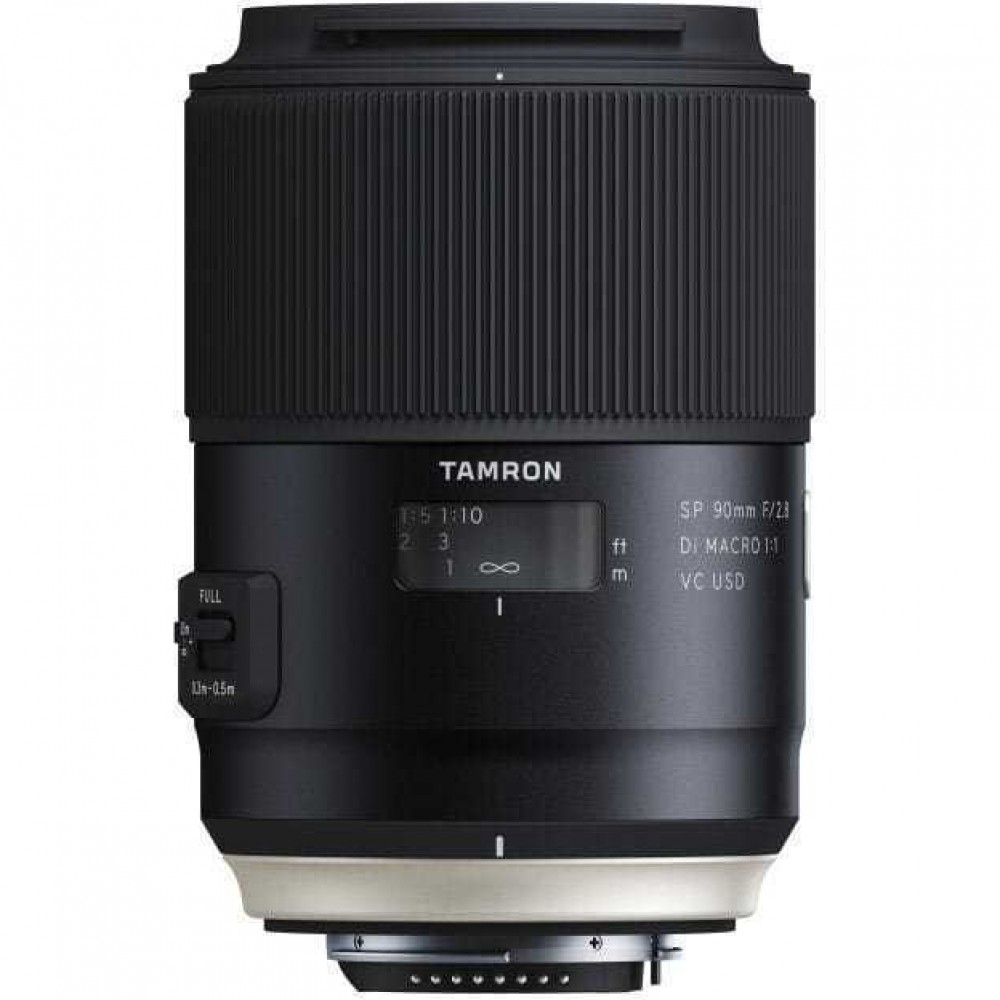 Tamron SP 90mm f/2.8 Di VC USD MACRO (Nikon)