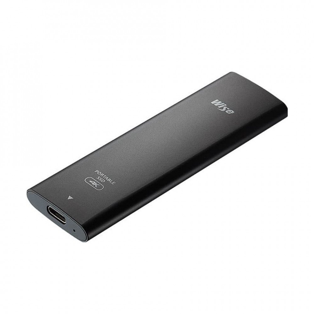 Wise Portable SSD 4K (256GB) Type-C USB