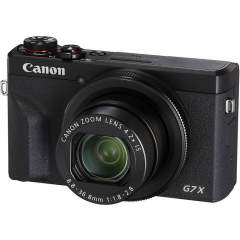 Canon PowerShot G7 X Mark III -digitaalikamera (musta)