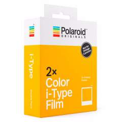 Polaroid Originals I-TYPE Color pikafilmi - 2-pack