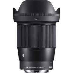 Sigma 16mm f/1.4 DC DN Contemporary (EOS M)