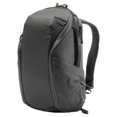 Peak Design Everyday Backpack ZIP 15L kamerareppu - Black