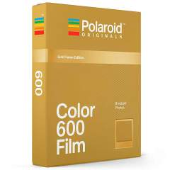Polaroid Originals 600 Color pikafilmi (Gold Frame Edition)