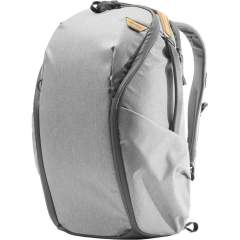 Peak Design Everyday Backpack ZIP 20L kamerareppu - Ash