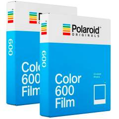 Polaroid Originals 600 Color pikafilmi - 2-pack