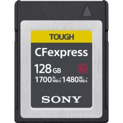 Sony CFexpress 128GB Type B Tough -muistikortti