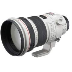 Canon EF 200mm f/2 L IS USM -teleobjektiivi
