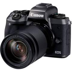Canon EOS M50 + EF-M 18-150mm IS STM Kit - Musta