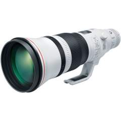 Canon EF 600mm f/4 L IS III -teleobjektiivi