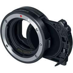 Canon EF - EOS R Drop-in Mount Adapter ND-suotimella