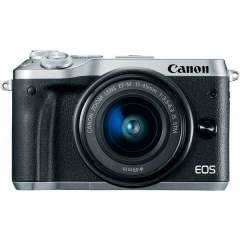 Canon EOS M6 + 15-45mm IS STM Kit - Hopea