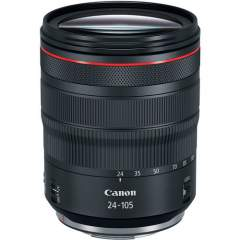 Canon RF 24-105mm f/4L IS USM + 125 Cashback