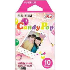 Fujifilm Instax Film Mini Candy Pop (10 kuvaa) pikafilmi