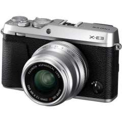 Fujifilm X-E3 + 23mm R WR Kit - Hopea