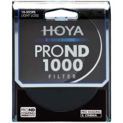 Hoya ProND ND1000 Pro harmaasuodin - 49mm