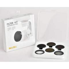 NiSi Filter Kit - 6 suotimen suodinsarja (DJI Phantom 4 Advanced ja Pro)