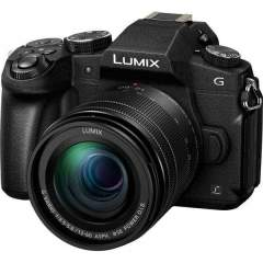 Panasonic Lumix DMC-G80 + 14-140mm O.I.S. Kit