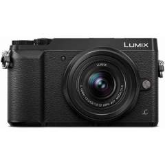 Panasonic Lumix GX80 + 12-32mm Kit - Musta