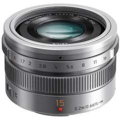 Panasonic Leica DG Summilux 15mm f/1.7 ASPH (MFT) - Hopea