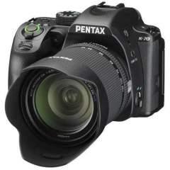 Pentax K-70 + 18-135mm WR Kit
