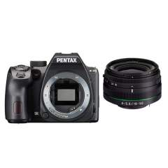 Pentax K-70 + 18-50mm Kit