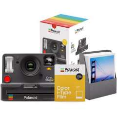 Polaroid Originals OneStep 2 VF Everything Box -pikakamera tarvikesetillä - Graphite