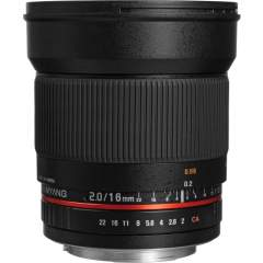 Samyang 16mm f/2.0 ED AS UMC CS (MFT)