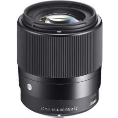 Sigma 30mm f/1.4 DC DN Contemporary (MFT)