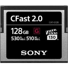 Sony 128GB G-Series CFast 2.0 (Write: 510MB/s)