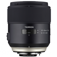 Tamron SP 45mm f/1.8 Di VC USD (Nikon)