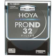 Hoya ProND ND32 Pro harmaasuodin - 55mm