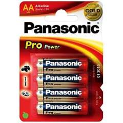 Panasonic Pro Power AA (LR6) -paristo (4kpl)