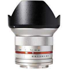 Samyang 12mm f/2.0 NCS CS (Micro Four Thirds) - Hopea