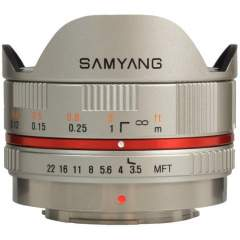 Samyang 7.5mm f/3.5 UMC Fish-eye (MFT) - Hopea