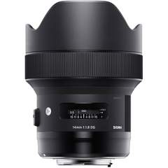 Sigma 14mm f/1.8 DG HSM Art (Canon)
