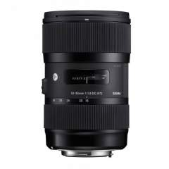 Sigma 18-35mm f/1.8 ART DC HSM (Canon)