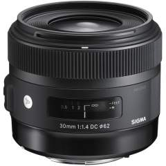 Sigma 30mm f/1.4 ART DC HSM (Canon)