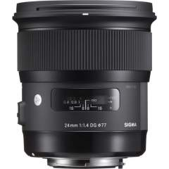 Sigma 24mm f/1.4 DG HSM Art (Canon)