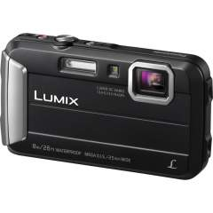 Panasonic Lumix DMC-FT30 - Musta