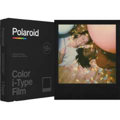 Polaroid Originals I-TYPE Color (Black Frame Edition)