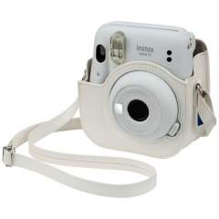 Fujifilm Instax Mini 11 Bag -kameralaukku - Ice White