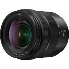 Panasonic Lumix S 20-60mm f/3.5-5.6 (L-Mount) -objektiivi
