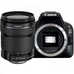 Canon EOS 200D + 18-135mm IS STM Kit