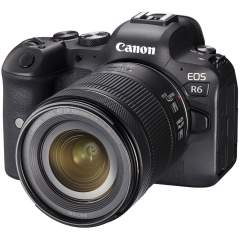 Canon EOS R6 + RF 24-105 IS STM kit