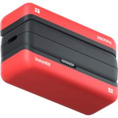 Insta360 Battery Charger ONE R -akkulaturi